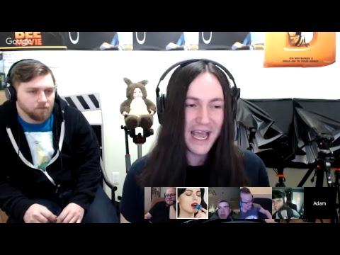 April 2017 Google Hangout!