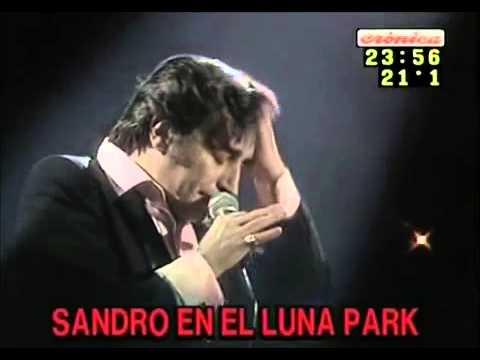 Sandro de America El Maniqui En Vivo 2011