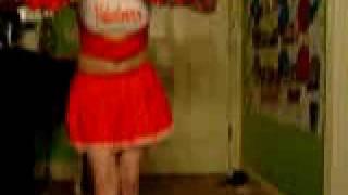 Sam and Jo Show: Cheerleader Sam