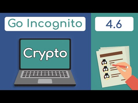 Privacy & Security of Cryptocurrencies | Go Incognito 4.6