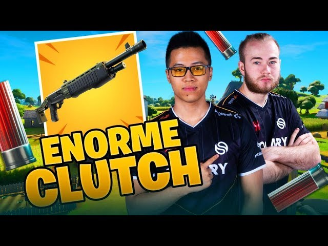 ENORME CLUTCH EN PP AVEC LE SPAS-12 LÉGENDAIRE | Duo Solary Hunter
