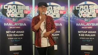 I can see your voice malaysia | live