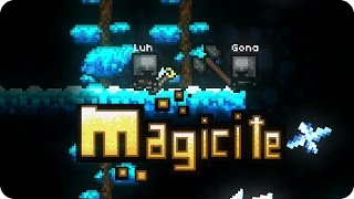 ¡LAS VARITAS DE PODER! | Magicite Con Luh