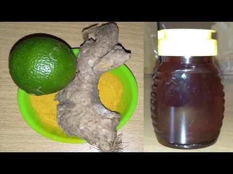 cara-menghilangkan-jerawat-batu-secara-alami-menggunakan-campuran-dari-kunyit,-jeruk-nipis-&-madu