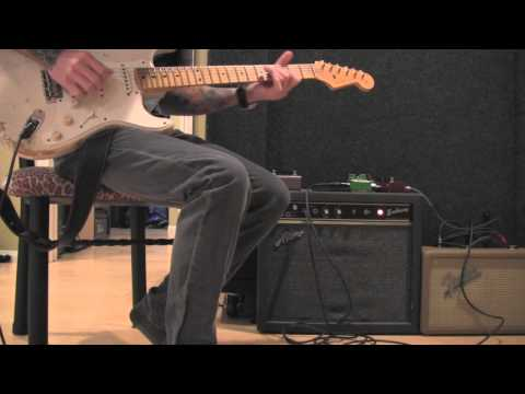 Alamo Emby 2563 amp | Fender Stratocaster Guitar Forum on