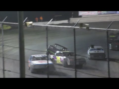 Racing | Volusia Speedway Park | Thunder Stocks | BAD LUCK! | 5-16-15