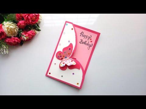 beautiful-handmade-birthday-card-idea--diy-greeting-cards-for-birthday