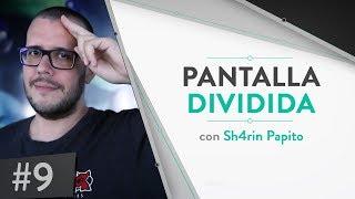 PANTALLA DIVIDIDA Podcast #9 - Fighting Games con Sh4rin Papito | LazaPLAYS Garmy Rumiin