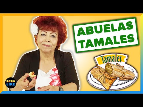 Mexican Abuelas Try Each Other&39;s Tamales