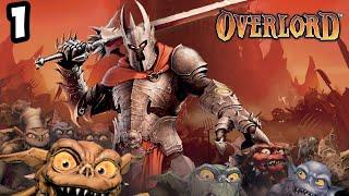 Прохождение #1 - OverLord - Raising Hell