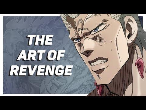 Jean Pierre Polnareff: The Art of Revenge