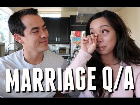 Q&A, Marriage, and Adult Talk –  ItsJudysLife Vlogs