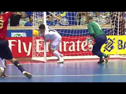 Highlights: Spain v. Italy - FIFA Futsal World Cup Brazil 2008