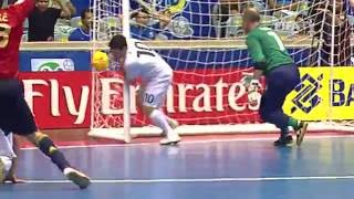 Highlights: Spain v. Italy - FIFA Futsal World Cup Brazil 2008