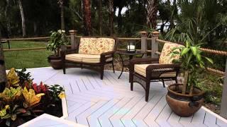 Plastic Wood Composite Benches