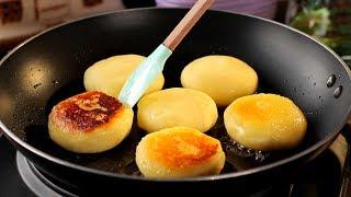 Картошка на десерт Японский десерт который вызывает зависимость Appetitno TV
