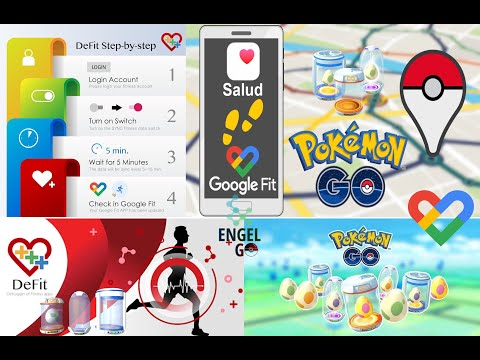 Get In Shape with Pokemon GO