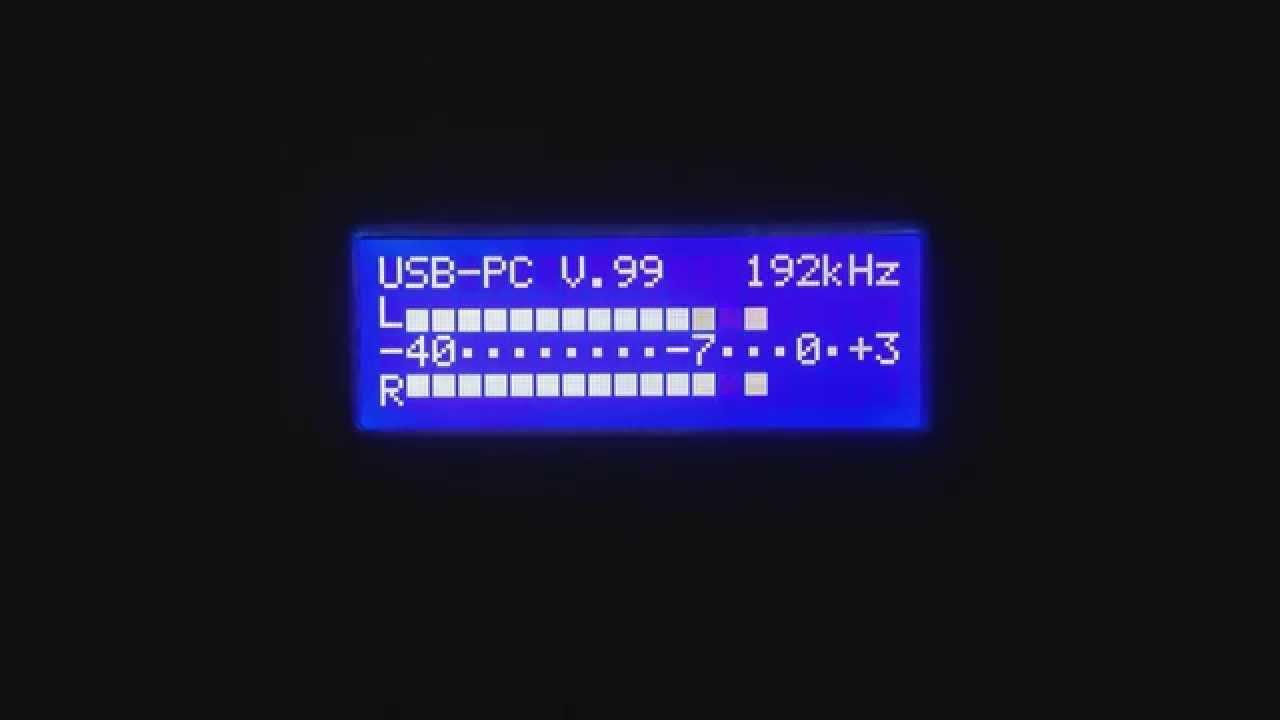 Sabre32 Es9018 Dac Controller Vu Meter Lm3915 Circuit Filter I