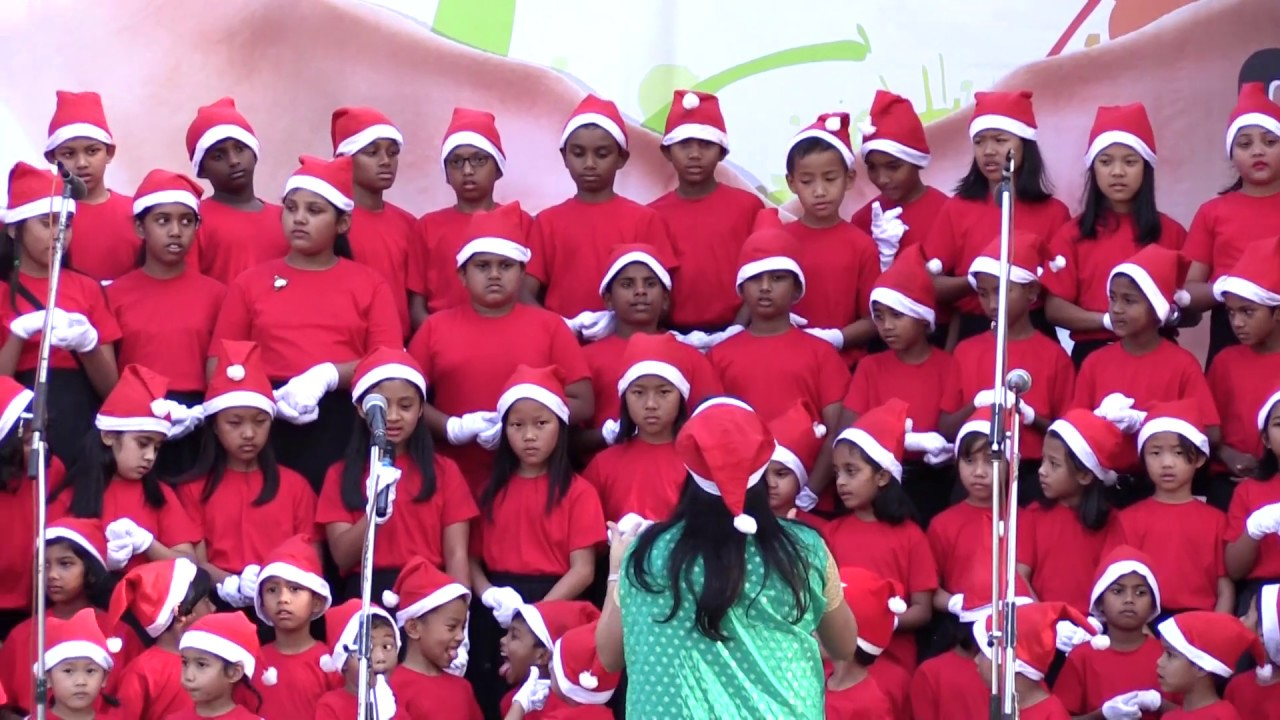 Children's Choir | Glory to our God | Spicer Adventist University