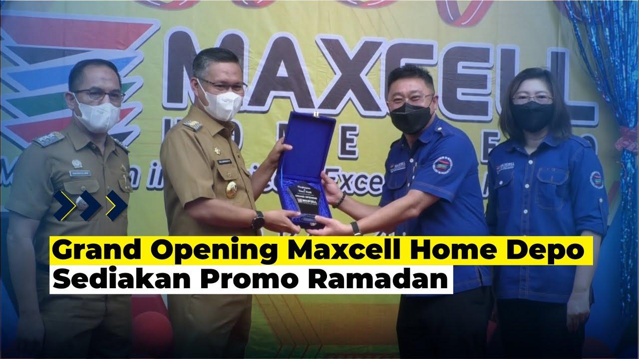Maxcell Home Depo Sediakan Promo Ramadan
