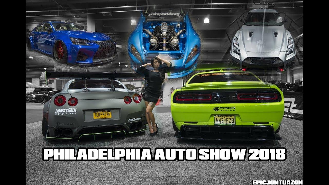 Philadelphia Auto Show YouTube - Car show philadelphia 2018