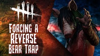 Forcing a Reverse Bear Trap - Dead by Daylight - Killer #267 Pig