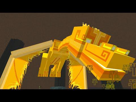 Minecraft (Xbox360/PS3) - GREEK MYTHOLOGY Mash-up Pack! - Full Showcase!