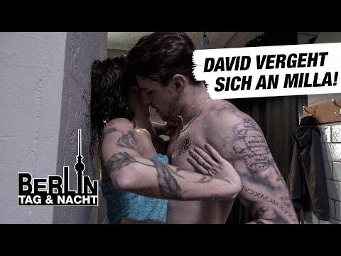 Berlin - Tag & Nacht - Versuchte Vergewaltigung! #1665 - RTL II