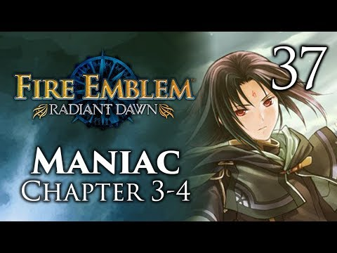 "Part 36: Let's Play Fire Emblem Radiant Dawn, Maniac Mode, Chapter 3-4 - ""Wasting My Time"""