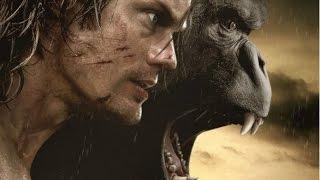 ТАРЗАН. ЛЕГЕНДА | Русский Трейлер 2016г. | The Legend of Tarzan | КиноПремьеры 2016