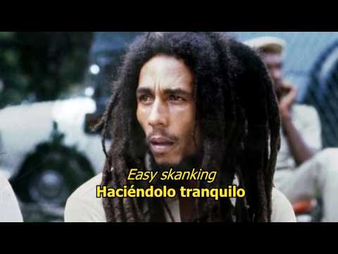 Easy Skanking - Bob Marley (LYRICS/LETRA) (Reggae)
