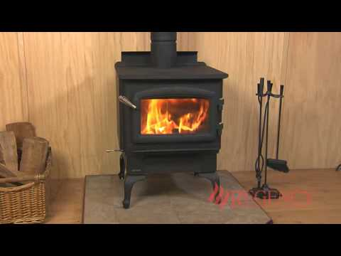 Regency F2400 Wood Stove - Regency F2400 Wood Stove - YouTube