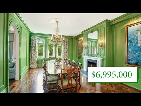 $7 Million Fifth Avenue Apartment I See Inside This Beautiful New York City Home