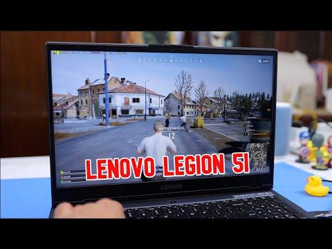 Lenovo Legion 5i Gaming laptop | 10th Gen Core i7 with GTX 1650  💻💻