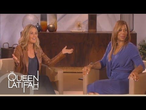 Elisabeth Shue on The Queen Latifah Show