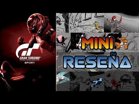 Mini Reseña Gran Turismo Sport | 3GB