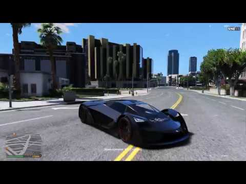 GTA 5 - Pegassi Tezeract