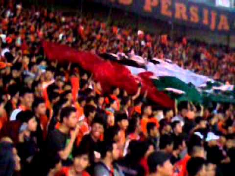 curva nord persija and the jak mania celebration