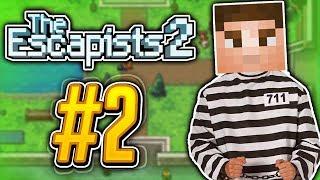 מנסים לברוח?! (The Escapists 2 - #2)