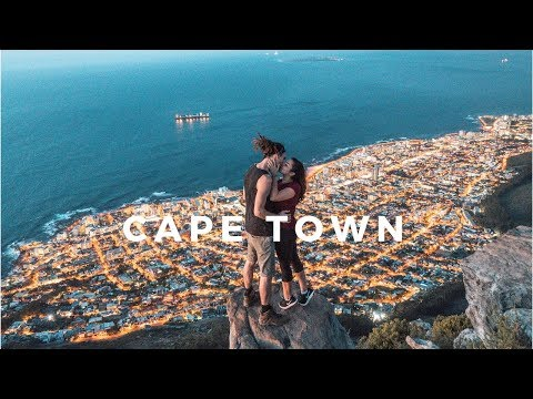Our Life In Cape Town!