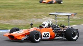 F5000 Race 2 at Laguna Seca 16th Aug 2015 - Rolex Monterey Motorsports Reunion
