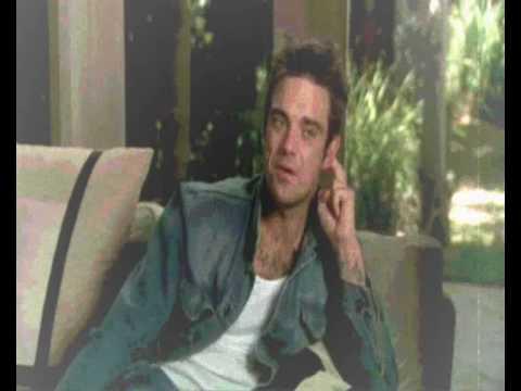 Robbie Williams BLASPHEMY