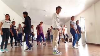 Dheema Urban Dance Beginner Choreography   Let's Dance With Nishal