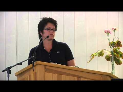 (479) Aud Karin Kjølvik: Jesus er deg nær