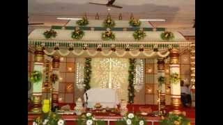 Wedding Stage Decorators Madurai Decorators