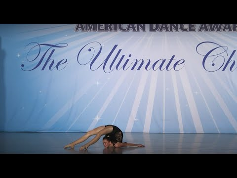 American Dance Awards Acro Solo l SECRETS
