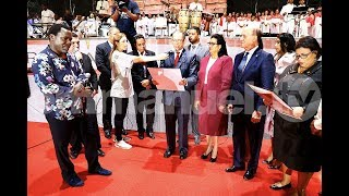 DAY I: THE DOMINICIAN REPUBLIC CRUSADE  With PROPHET TB JOSHUA