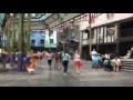Diagonal Alley and Universal Studios