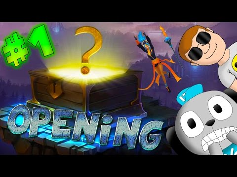 #1 Mystery GIFT opening - Fnatic?!
