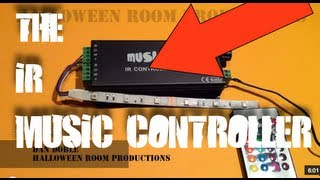 IR Music RGB LED Controller Overview